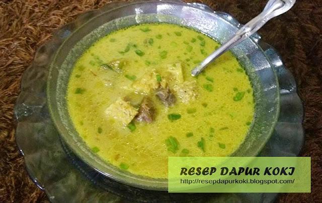 empal gentong, resep empal gentong, empal gentong Cirebon, cara membuat empal gentong