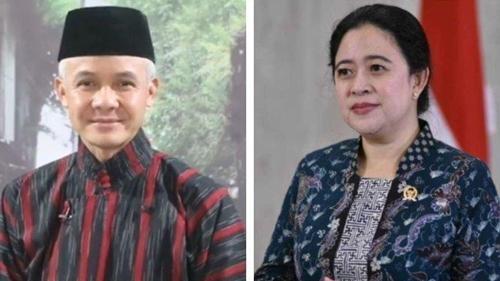Kian Jauh, Elektabilitas Ganjar Pranowo Ungguli Puan Maharani di Survei Terbaru