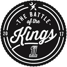 the battle of the kings 2017 logo