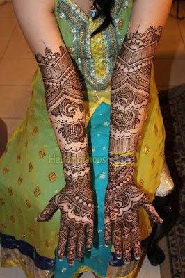 Indian Special Mehndi Designs 2020