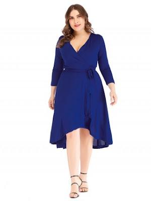 https://www.lover-beauty.com/product/extra-sexy-royal-blue-tie-waist-large-size-v-neck-dress_i_102454.html