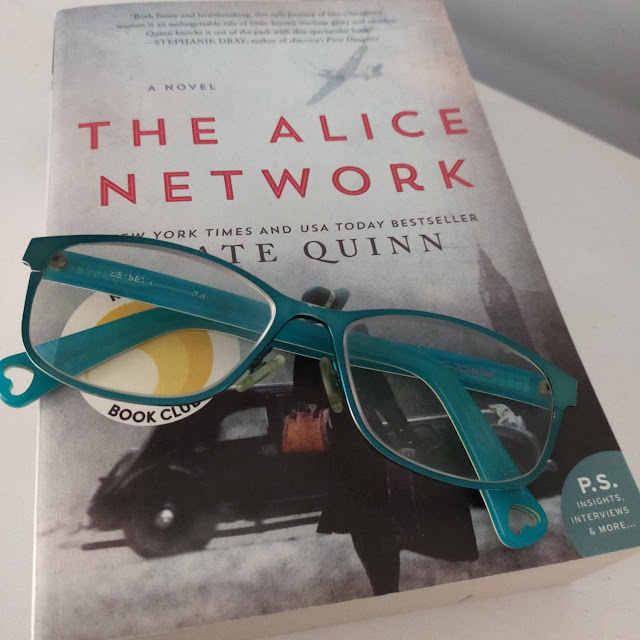 review of the alice network by kate quinn
