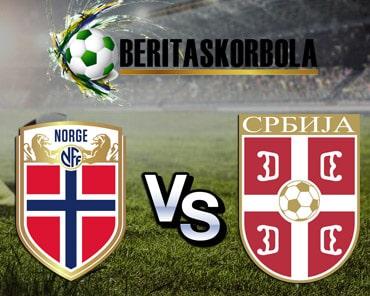 Prediksi Norwegia Vs Serbia Jumat 27 Maret 2020