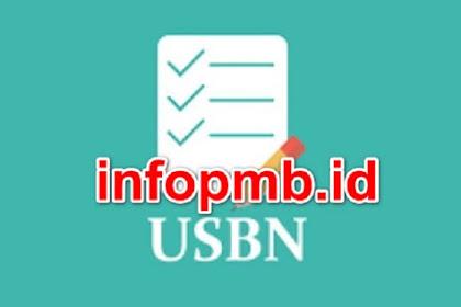 Informasi Jadwal Ujian (US/USBN) SD/SMP/MTS/SMA/SMK/MA 2020-2021