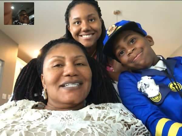 Willie Obiano's son, Difu celebrates 6th Birthday at USA (photos)