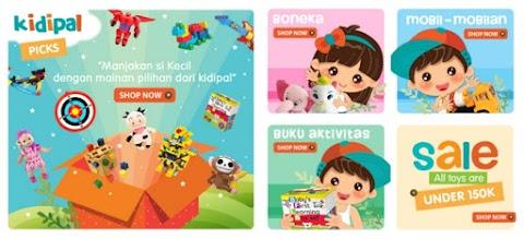 Mau Beli Mainan Anak Edukatif di Kidipal? Inilah 7 Hal Penting yang Harus Anda Perhatikan sebelum Memutuskan untuk Berbelanja
