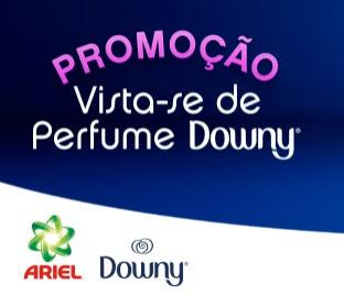 Vista-se de Perfume Downy