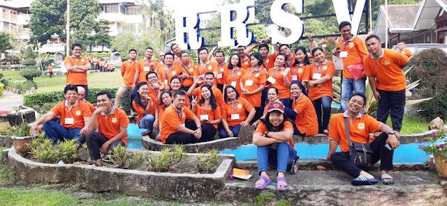 Guru-Guru Sekolah RK Bintang Timur Ikuti Retret dan Penyegaran Rohani
