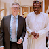 Bill Gates Congratulates President Muhammad Buhari For Re-election
