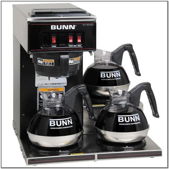 Bunn Coffee Maker;Bunn Coffee Maker Parts;Parts for a Bunn Coffee Maker;