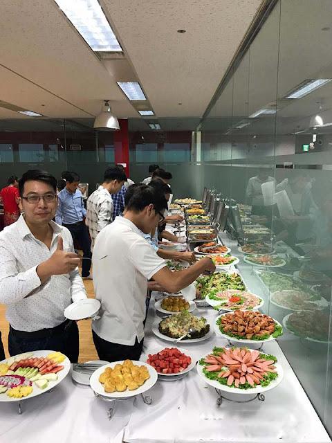 Đặt tiệc Buffet tại  Keangnam - 0988.653.111