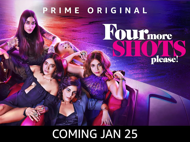 Four More Shots Please Season 3: Review, Plot, Cast, Release Date and Trailer, Latest Updates