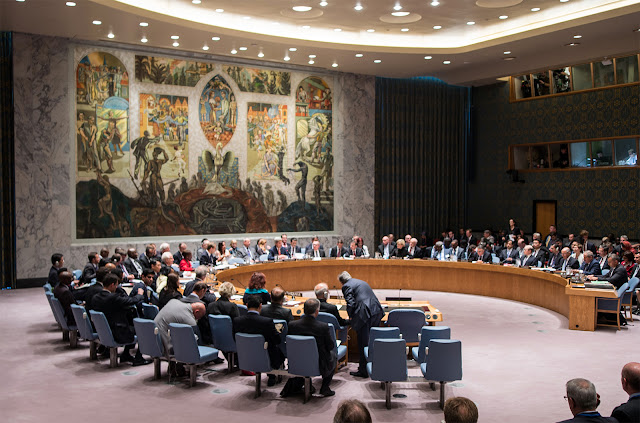 India strongly rejected Pakistan's move to raise the issue of Jammu and Kashmir in the UN Security Council