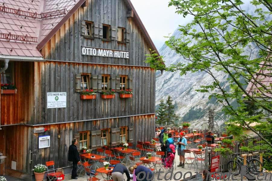 Otto-Mayr-Hütte Tannheimer Berge