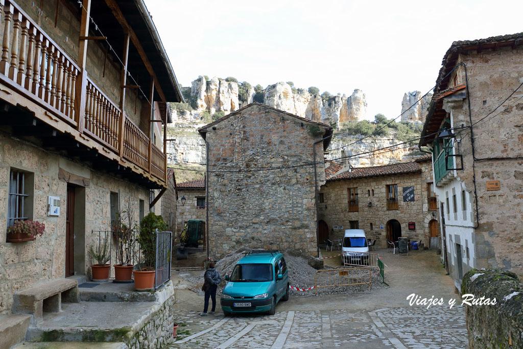 Casas de Orbaneja del Castillo