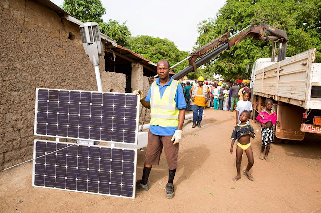 Akon Electricity Project
