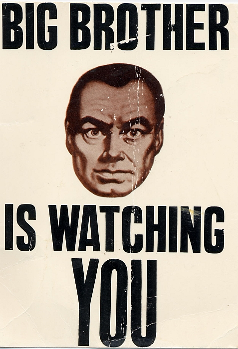big brother isnt watching you Non-fiction essay big brother isn't watching you big brother isn't watching you, is a commentary in the guardian in 2011 written by an english comedian, actor.
