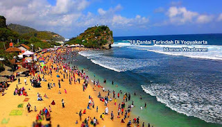 Pantai Terindah Di Yogyakarta Idaman Wisatawan