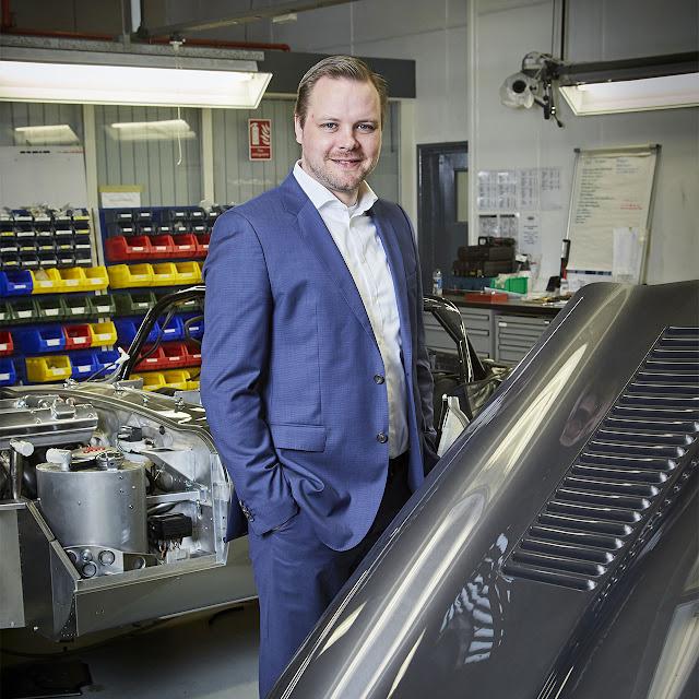 Tim Hannig, Director, Jaguar Land Rover