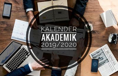 Kalender Akademik 2019/2020 (Kaldik Nasional)