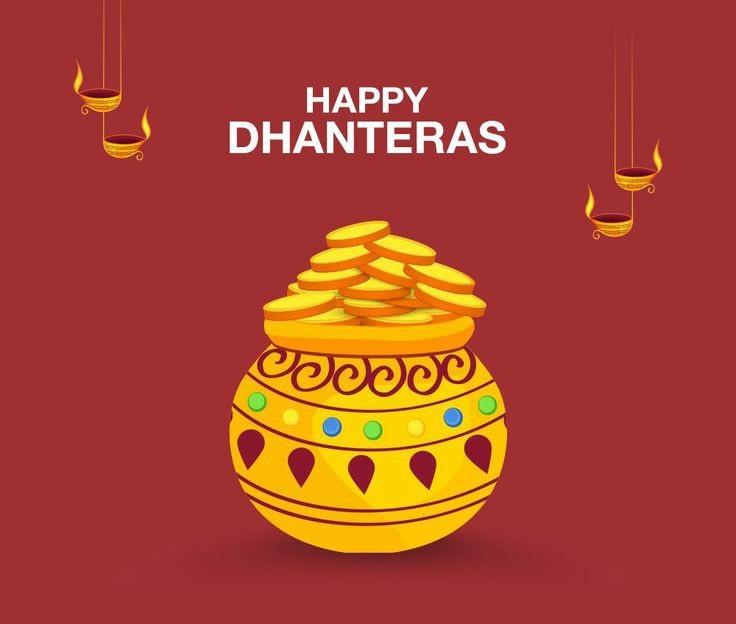 Happy Dhanteras latest image