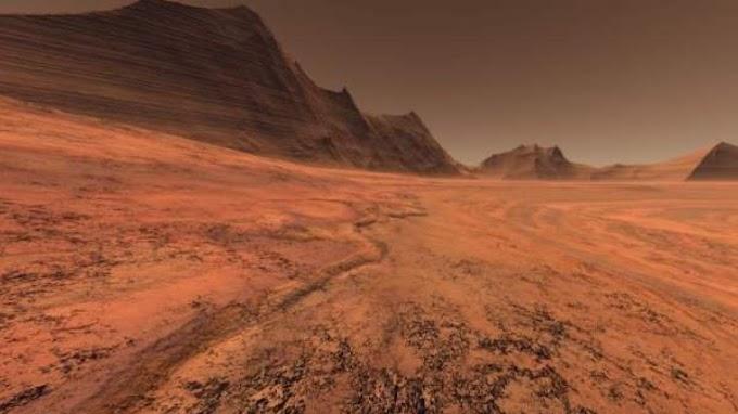 La NASA asegura que en Marte dejó de haber vida por culpa del comunismo