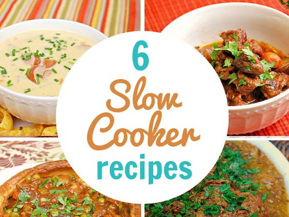 Round Up: Slow Cooker Favorites