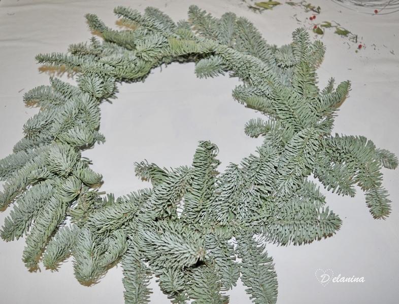 Corona de ramas