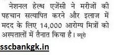 Arogya Mitra Bharti 2018 14,000 Latest News