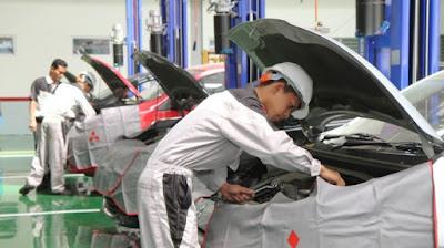 Bengkel Resmi Mitsubishi Bali