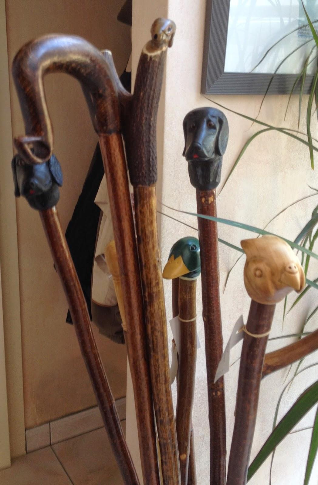 K 9 Golden Retriever Stickmaking: Stokken