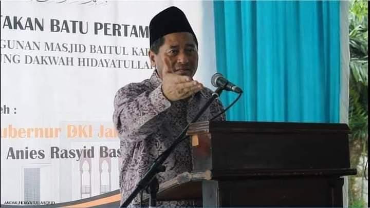 Ketua Dewan Pertimbangan Hidayatullah Dr Abdul Mannan Tutup Usia