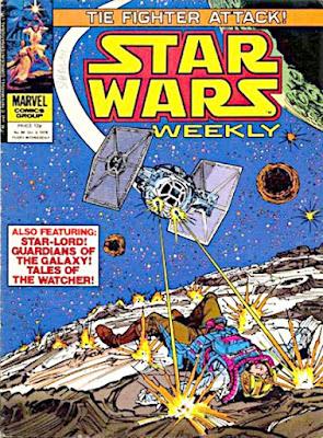 Star Wars Weekly #84
