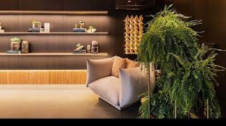 desain interior ruang santai