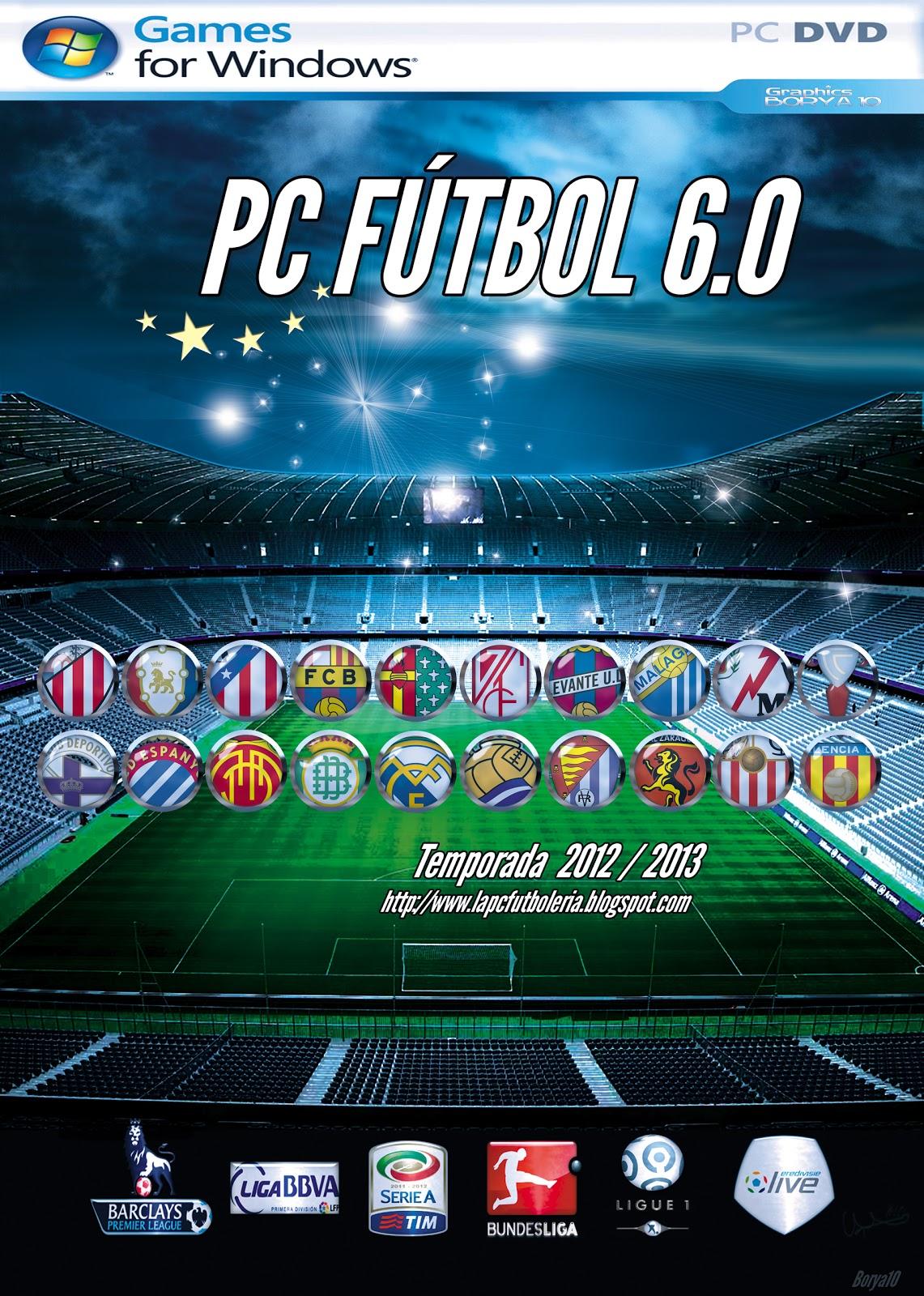 Pc fútbol 6. 0 temporada 97-98 (dinamic multimedia 1997):: pc zone.