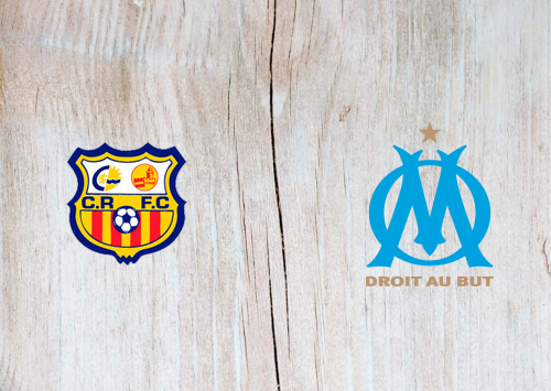 Canet Roussillon vs Olympique Marseille -Highlights 07 March 2021