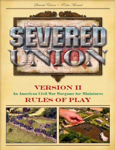 Severed Union 1861-1865