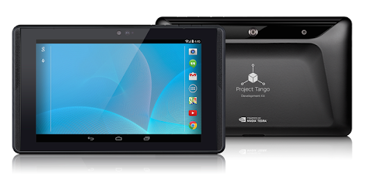 Project Tango Tablet Development Kits coming to select countries