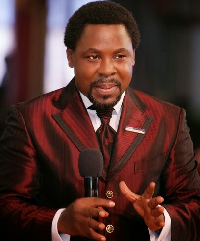 Mac Ministry of Gist: Here's TB Joshua's Reaction To The New Anti