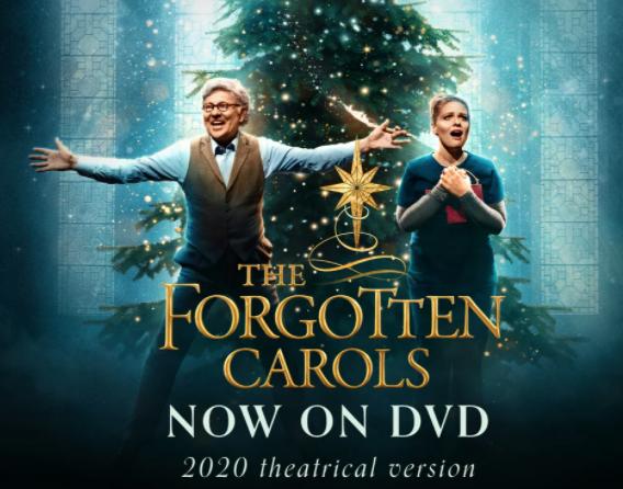 Michael McLean Forgotten Carols DVD