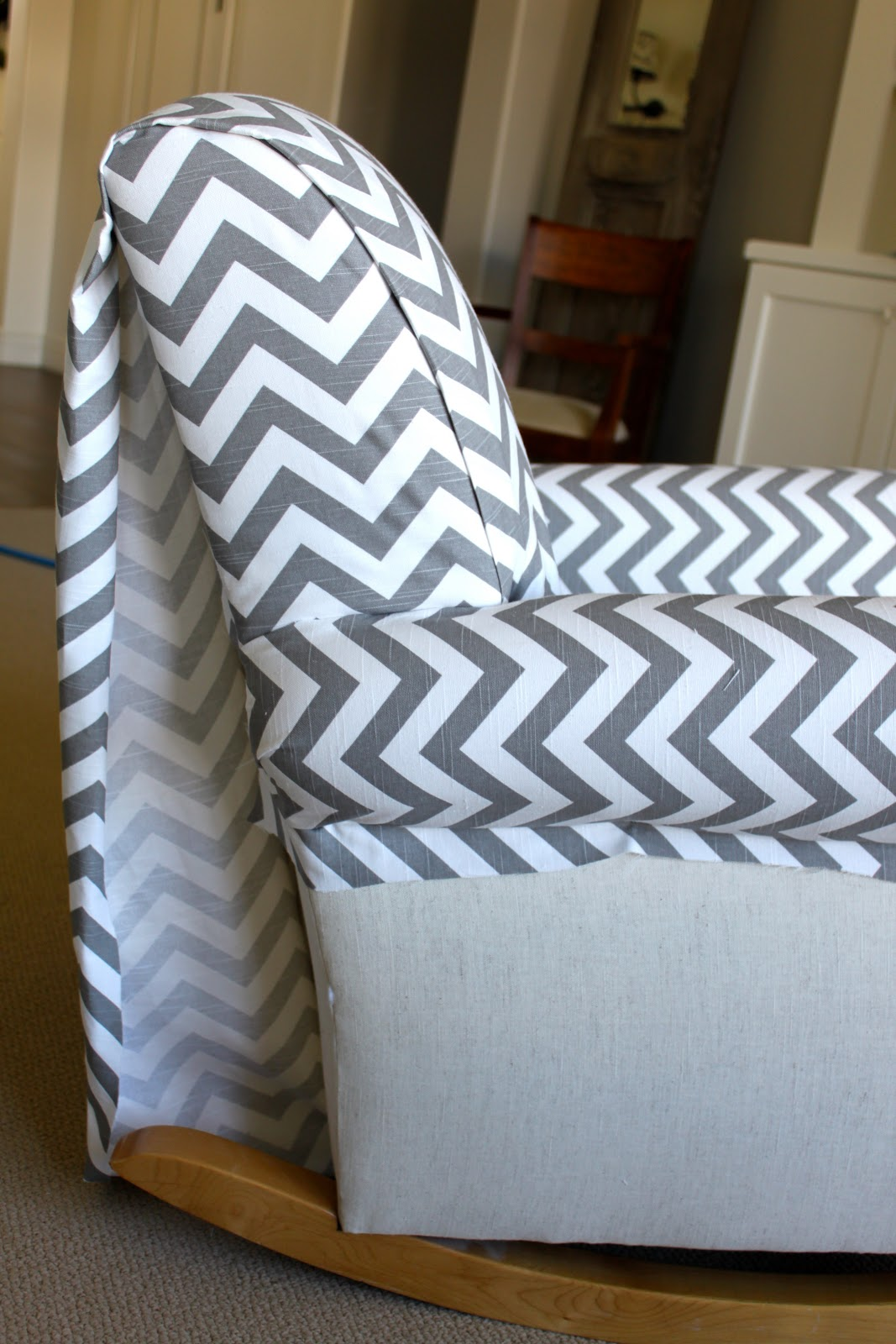 Amy's Casablanca Quick And Easy Upholstery!