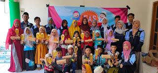 Festival Anak Sholeh, Picu Semangat Anak Dalami Alquran