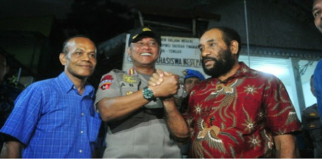 Mendadak, Polisi Pantau Asrama Papua di Semarang