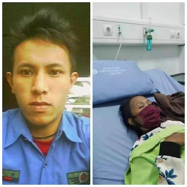 Mengharukan! Saudara kritis di RS, pria tampan ini cari pendonor darah via grup facebook INPUT