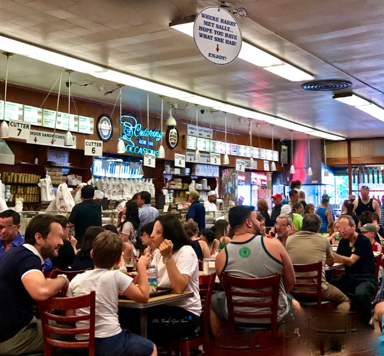 Katz's Deli, New York City | Ms. Toody Goo Shoes