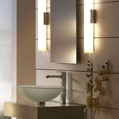 Wall sconce acrylic lights for vanity lighting