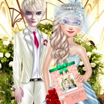 لعبة دعوة زفاف إلسا وجاك