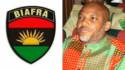 Photo of  Nnamdi Kanu