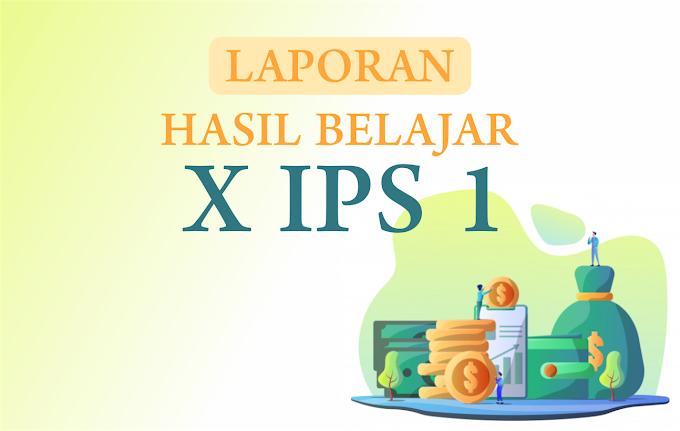 RAPOR X IPS 1