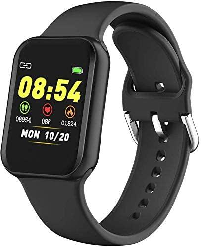Review LEBROMI Waterproof Fitness Watch Smart Watch